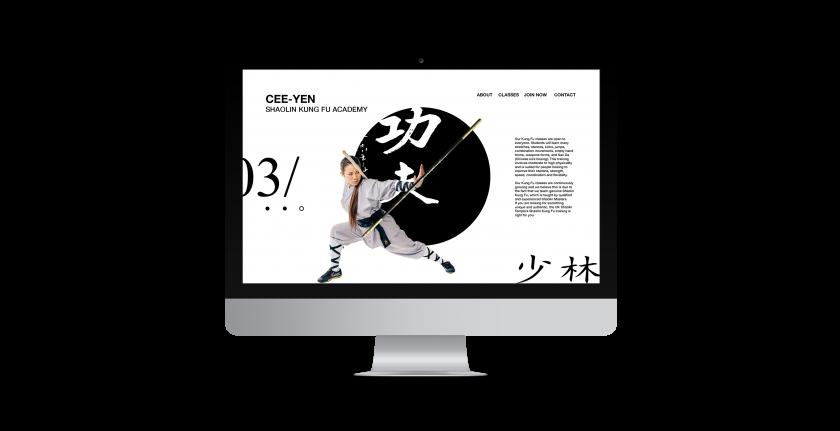 Cee-Yen Kung Fu